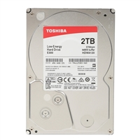 "Toshiba E300 2TB 3.5"" 5,700 RPM Internal HDD"
