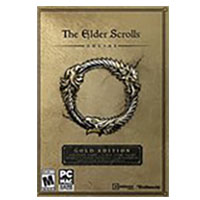 Bethesda Elder Scrolls Online: Gold Edition (PC/Mac)