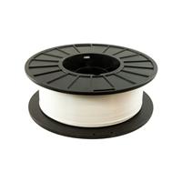3DOM 1.75mm White PLA 3D Printer Filament - 1kg Spool (2.2 lbs)