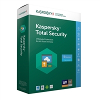 Kaspersky Total Security - 5 Devices (PC)