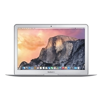 "Apple MacBook Air MJVM2LL/A 11.6"" Laptop Computer Off Lease Refurbished - Silver"
