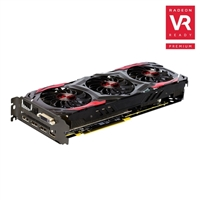 PowerColor Radeon RX 480 Red Devil OC 8GB GDDR5 Video Card