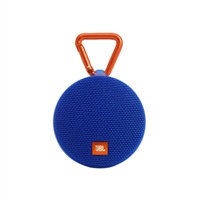 JBL Clip 2 Portable Bluetooth Speaker - Blue