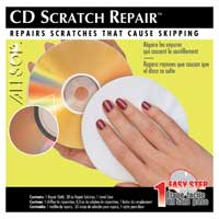 Allsop CD Scratch Repair Kit