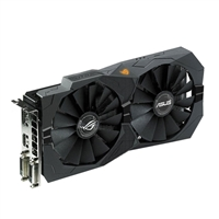 ASUS Radeon RX 470 ROG STRIX Overclocked 4GB GDDR5 Video Card