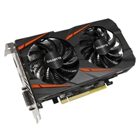Gigabyte Radeon RX 460 Overclocked Windforce 2GB GDDR5 Video Card