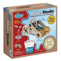 Thinkfun Maker Studio - Gears Set