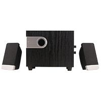 Inland 2.1 Channel Computer Speakers