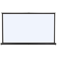 "Inland 50"" Portable Foldable Table Top Projection Screen"