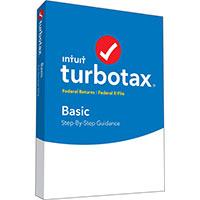Intuit Turbo Tax Basic 2016
