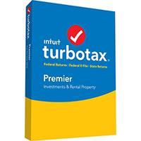 Intuit Turbo Tax Premier 2016