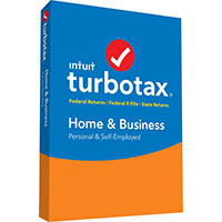 Intuit Turbo Tax Home & Business 2016