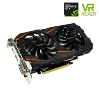 Gigabyte GeForce GTX 1060 Overclocked 6GB GDDR5 Video Card w/ WindForce Cooling