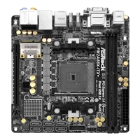 ASRock FM2A88X-ITX+ FM2+/FM2 Mini ATX AMD Motherboard Refurbished