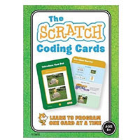 No Starch Press SCRATCH CODING CARDS