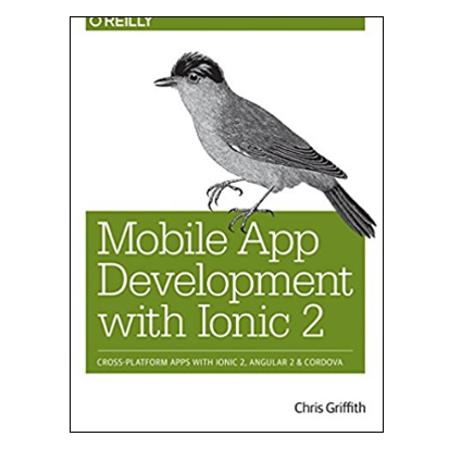 O'Reilly MOBILE APP DEV IONIC