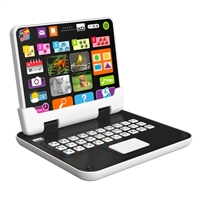 Kidz Delight Tech Too - My First 2-in-1 Tablet