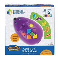 Educational Insights STEM Programmable Robot Mouse