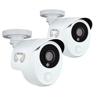 Night Owl Bullet Security Camera 2-Pack