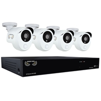 Night Owl 8 Channel 1080p DVR with 4 x 1080p PIR Cameras and 1 TB HDD