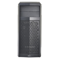 Lian Li PC-K5WX Steel Windowed ATX Mid-Tower Case - Black