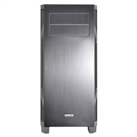 Lian Li PC-K6X Ebonsteel ATX Mid-Tower Case - Black