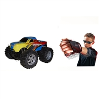 "PaulG Toys Force Racers ""Crusher"" Monster Truck"