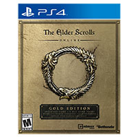 Bethesda The Elder Scrolls Online: Gold Edition (PS4)