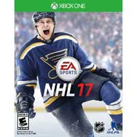 Electronic Arts NHL 17 (Xbox One)