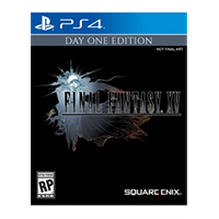 Square Enix Final Fantasy XV: Day 1 (PS4)