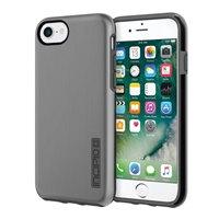 Incipio Technologies DualPro SHINE Case for iPhone 7 - Gray