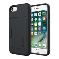 Incipio Technologies Stowaway Case for iPhone 7 - Black