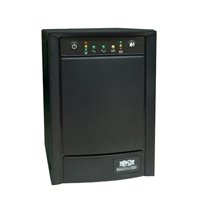 Tripp Lite 1,500 VA 8-Outlet UPS AVR Smart Tower w/ USB/DB9/NIC Slots