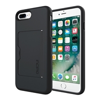 Incipio Technologies Stowaway Case for iPhone 7 Plus - Black