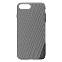 Incipio Technologies TUMI 19 Degree Case for iPhone 7 Plus - Metallic Gunmetal