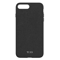Incipio Technologies TUMI Coated Canvas Co-Molded Case for iPhone 7 - Black