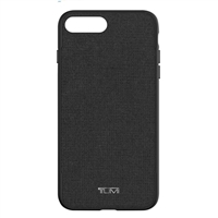 Incipio Technologies TUMI Coated Canvas Co-Molded Case for iPhone 7 Plus - Black