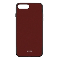 Incipio Technologies TUMI Leather Co-Molded Case for iPhone 7 - Red