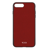 Incipio Technologies TUMI Leather Co-Molded Case for iPhone 7 Plus - Red