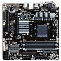 Gigabyte GA-78LMT-USB3 AM3+ mATX AMD Motherboard Refurbished