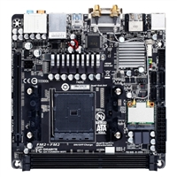 Gigabyte GA-F2A88XN-WIFI FM2+ Mini-ITX AMD Motherboard Refurbished