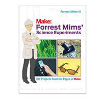 O'Reilly Maker Shed FORREST MIMS SCIENCE EXP