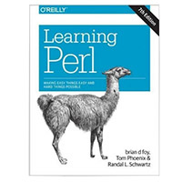 O'Reilly Learning Perl: Making Easy Things Easy and Hard Things Possible, 7th Edition