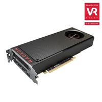 Visiontek Radeon RX 480 Overclocked 8GB GDDR5 Video Card