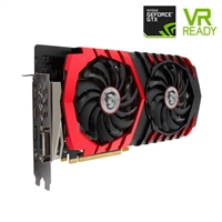 MSI GeForce GTX 1060 Gaming X 3GB GDDR5 Video Card