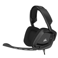 Corsair VOID Surround, Surround Sound Gaming Headset - Carbon