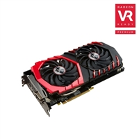 MSI Radeon RX 480 Gaming X Overclocked 4GB GDDR5 Video Card