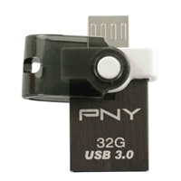 PNY PNY 32GB Duo-Link USB 3.0 Type-A Flash Drive