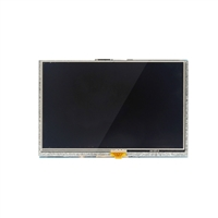 "SainSmart 5"" Inch 800x480 HDMI Touch LCD Screen Display for Raspberry Pi Pi2 Model B A"