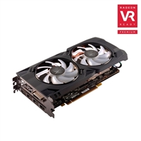 XFX Radeon RX 480 8GB GDDR5 Video Card w/ Dual Dissipation HeatSink